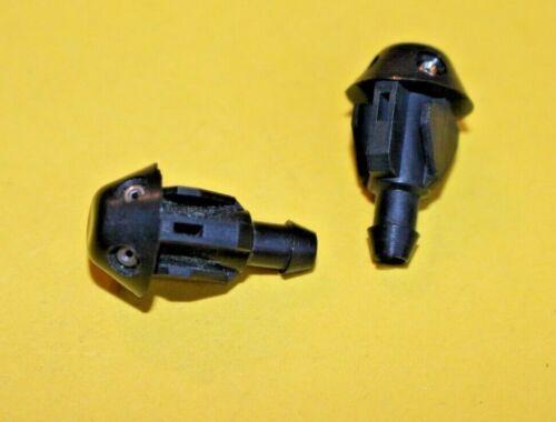 2 pièce d/'origine RENAULT CLIO II Waschdüse lavage eau buses NEUF