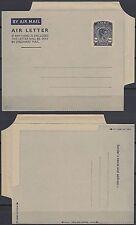 1949 Aden Aerogramme Air Letter KGVI, H&G FG1a, unused [bl0061]
