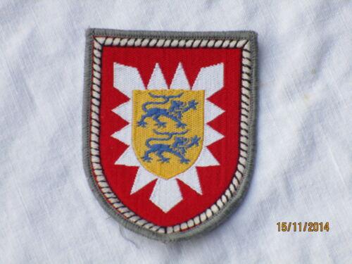 Panzergrenadierdivision 6 Neumünster Bw-Verbandsabz