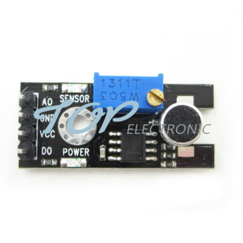 New Analog Sound Sensor Board Microphone MIC Controller For Arduino