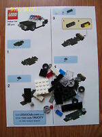 Brand Toysrus Lego Police Car Complete With 35 Pieces And Instruction Sheet