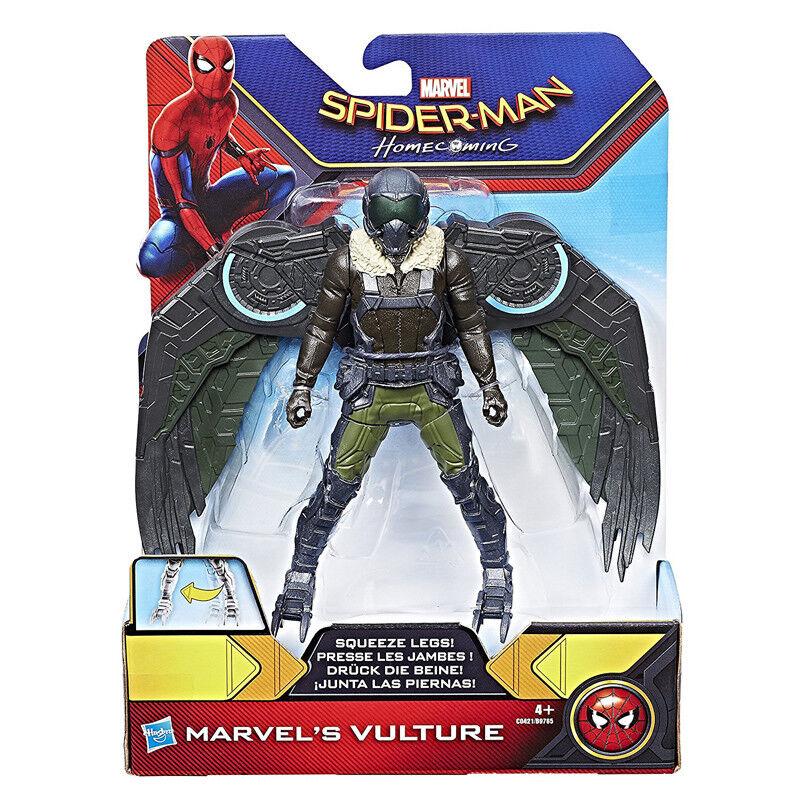 Hasbro Hasbro Hasbro C0421 Marvel's Vulture Web City Deluxe Figur