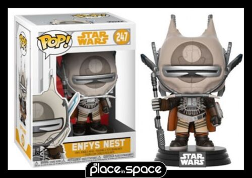 solo-enfys nido FUNKO POP Figura in vinile #247 STAR Wars