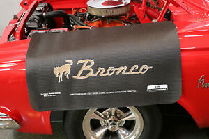 Fender Gripper Ford Bronco Logo Protector