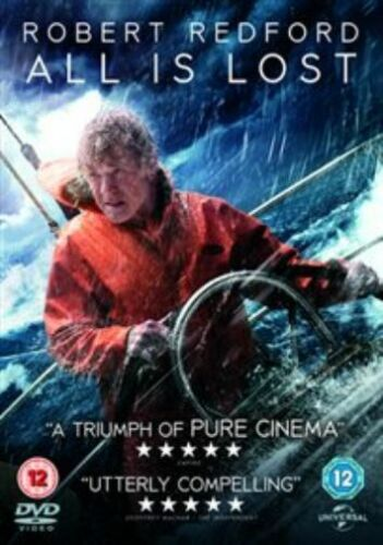 1 of 1 - All Is Lost (DVD, 2014)
