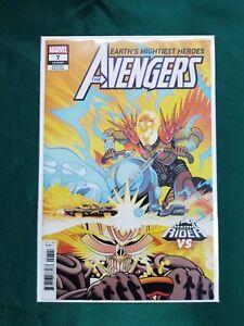 Avengers #7 Ghost Rider Variant Marvel Comic 1st Print 2018
