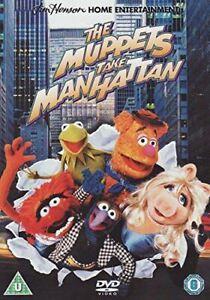 Muppets-Take-Manhattan-DVD-Very-Good-DVD