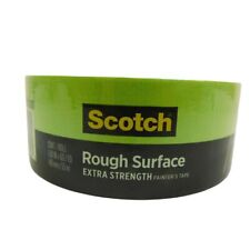 3m Scotch 2060 Rough Surface Painters Tape 188 In X 60 Yd