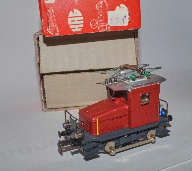 """Hag 131 E-Lok Te 101 2/2 """"Schienentraktor"""" OVP der SBB"""