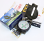 Portable Folding Lens Compass American Military Fashion Camping Hiking etc
