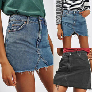 Sexy jean skirts