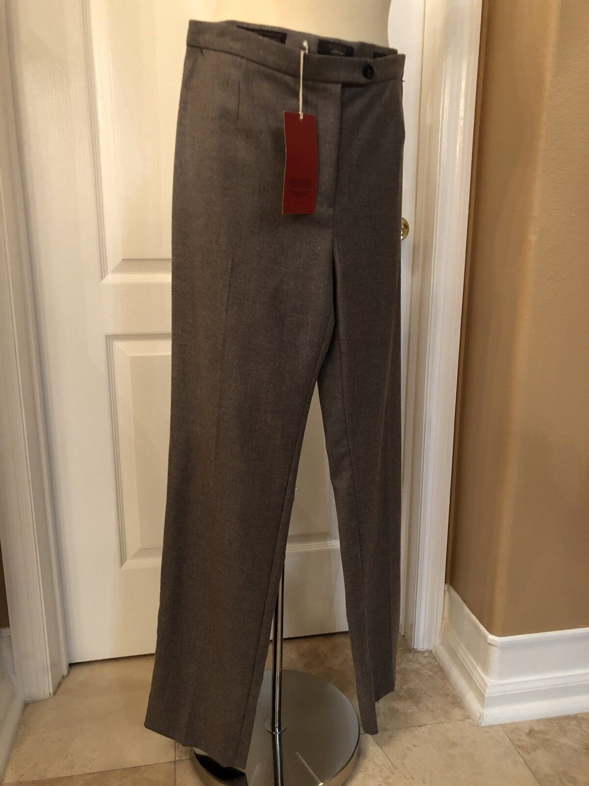 Peserico Sign  Women's Wool Pants size 48