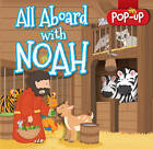 All Aboard with Noah by Juliet David (Hardback, 2016)
