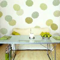Favorite Flower Wall Art Stencil - Extra Small - Floral Wall Stencils For Decor