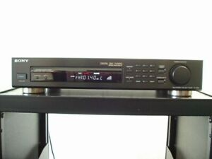 Sony-ST-S190-edler-Stereo-Tuner-in-schwarz-Zubehoer-12-Mon-Garantie