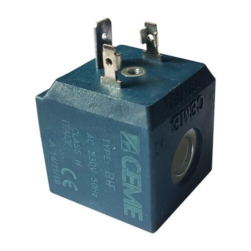 Ceme 688 solenoid valve coil for rowenta dg520 dg8860 dg9040 dg9540 dg9860
