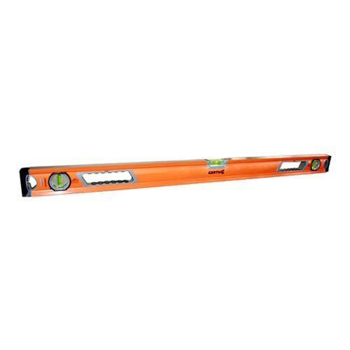 TOP 60 cm Aluminium Eau Balance alu Stabbil outil mesure artisans Orange