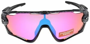 76293a7626 Oakley Men Jawbreaker Prizm Carbon Fiber Trail Sunglasses Oo9290 25 ...