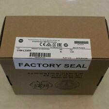 New Sealed Ab 1769 L33er Ser A Compactlogix 2 Mb Plc Enet Controller 1769l33er