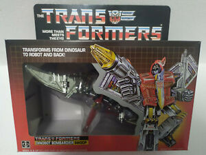 Transformers G1 swoop dinobot reissue brand new gift