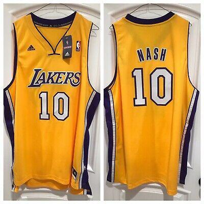 Steve Nash Lakers Swingman Jersey (2XL, NWT) dead-stock | eBay