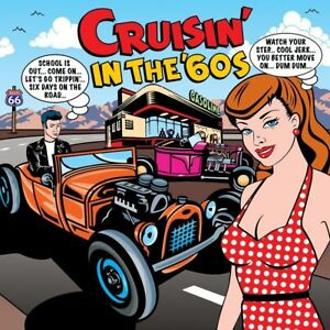 Cruisin-039-In-The-60s-VARIOUS-ARTISTS-Best-Of-75-Essential-Classic-Songs-NEW-3-CD