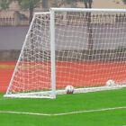 Portable 12x6FT Football Soccer Goal Net Kids Outdoor Sports Training Match Net