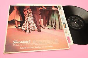 PIERO-UMILIANI-LP-RICORDATE-ORIG-ITALY-1958