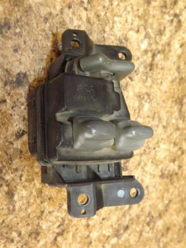 92-95 Honda Civic EG EJ EJ1 2dr coupe main master power window switch panel gray