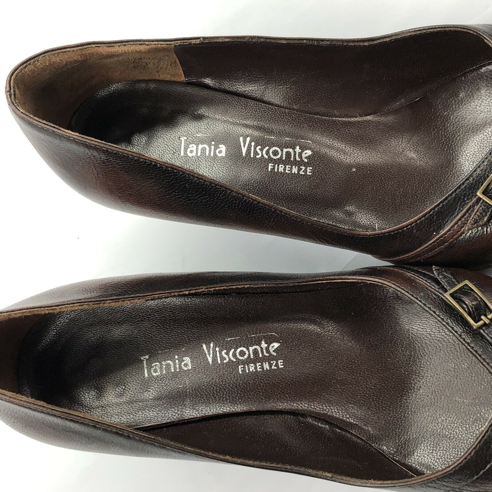 Tania Visconte Firenze  Womans Size 39 Made in in in  c99117