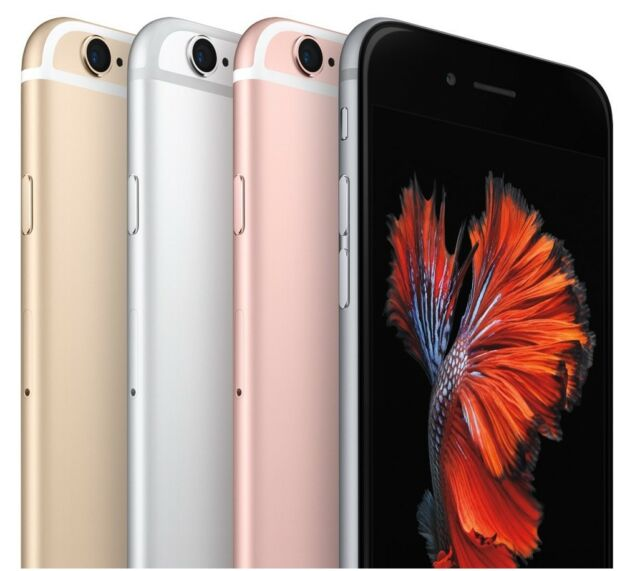 Apple iPhone 6S (4.7'') AT&T No-Contract - A Grade (all Sizes/Colors)