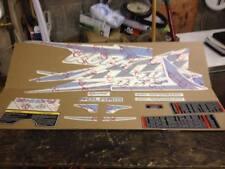 NEW Polaris OEM NOS 1997 1998 XCR 440 Hood & Nose Decal Set Kit 2200869
