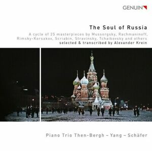 Various Artists - Soul of Russia [New CD]