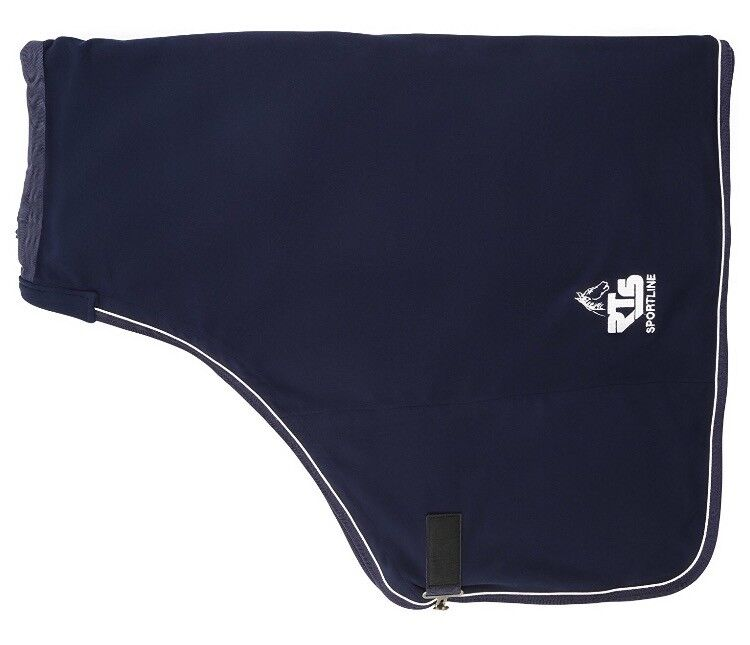Horse Blanket Ultrasport RTS Lightweight Fleece Blanket Marine 61  inch NEW