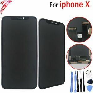 For-iPhone-X-OLED-Display-Digitizer-Touch-Screen-Replacement-3D-Touch-5-8-034-BLACK