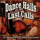 Various Artists - Dance Halls and Last Calls (A Collection of Texas Country Music, 2012)