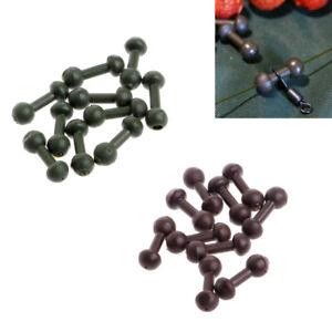 10x Karpfenangeln Heli Chod Beads Release Rig Swivel Zubehör Pro ss27