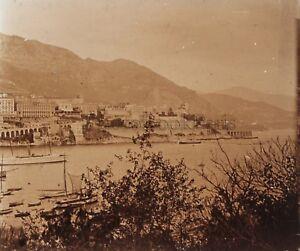 Monaco Monte-Carlo Placca P9 Stereo Vintage Positivo 6x13cm