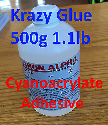Liquid Glues & Cements Krazy Colla Gel 500g 0,5 Kg Smoothing Circulation And Stopping Pains Grado Industriale Cyanoacrylate Adesivo Cena