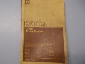 cat caterpillar 3208 truck engine parts manual sebp 1237 ebay rh ebay com caterpillar 3208 marine parts manual Cat 3208 Parts Manual