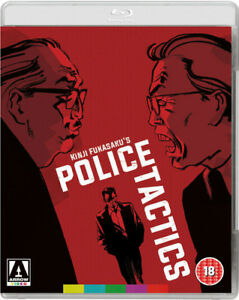 The-Yakuza-Papers-Police-Tactics-DVD-2016-Bunta-Sugawara-Fukasaku-DIR