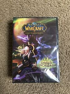 WORLD-OF-WARCRAFT-TRADING-CARD-GAME-THROUGH-THE-DARK-PORTAL-STARTER-DECK-Sealed