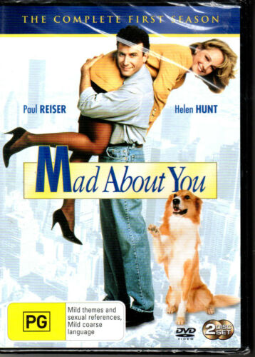 1 of 1 - MAD ABOUT YOU - The Complete First Season - DVD - 2-DISC-SET  BRAND NEW & SEALED