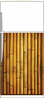 Sticker frigo électroménager déco cuisine Cheval 60x90cm Réf 324