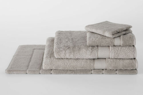Sheridan Luxury Egyptian Towel Collection Silver