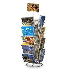 Postkartenständer Thekenständer Kartenständer 18 Fächer 130x180 mm & 105x150 mm