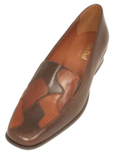 Ladies Step-In Shoes Van Dal Culross in Black EU 38 Bordo or Tan UK Size 5
