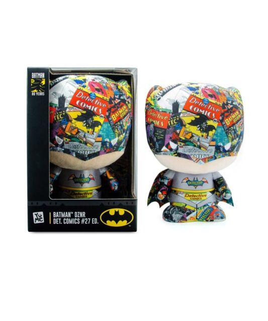 "CHIBI Plush Yume Toys Dznr The Dark Knight Batman 7 /"" Maxx 19108 for sale online"