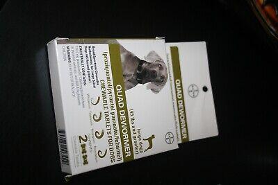 Bayer Quad Dewormer For Dogs Large We Hebben Lof Van Klanten Verdiend