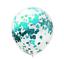 miniature 16 - 12-034-Effacer-Confetti-rempli-BALLONS-Fete-D-039-Anniversaire-Mariage-Decorations-fille-garcon